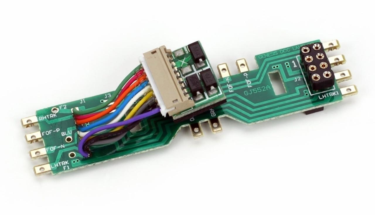 Athearn Genesis HO G63868 Genesis DCC Adapter Board on