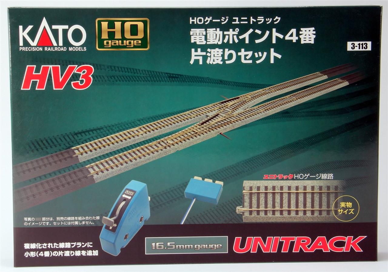 Inc Kato USA HO 109mm 4-1//4 Straight Bumper 2