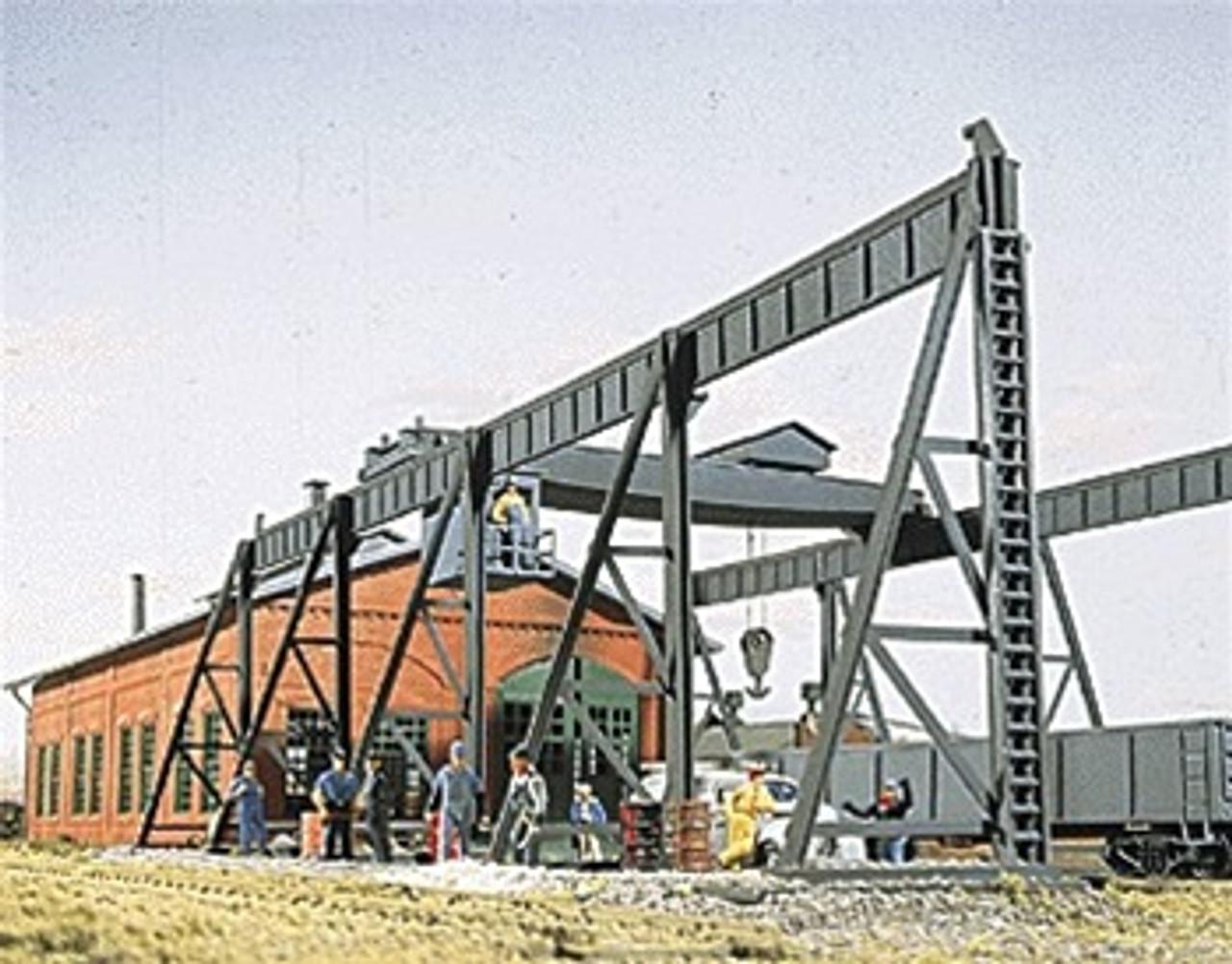 Z Scale Overhead crane