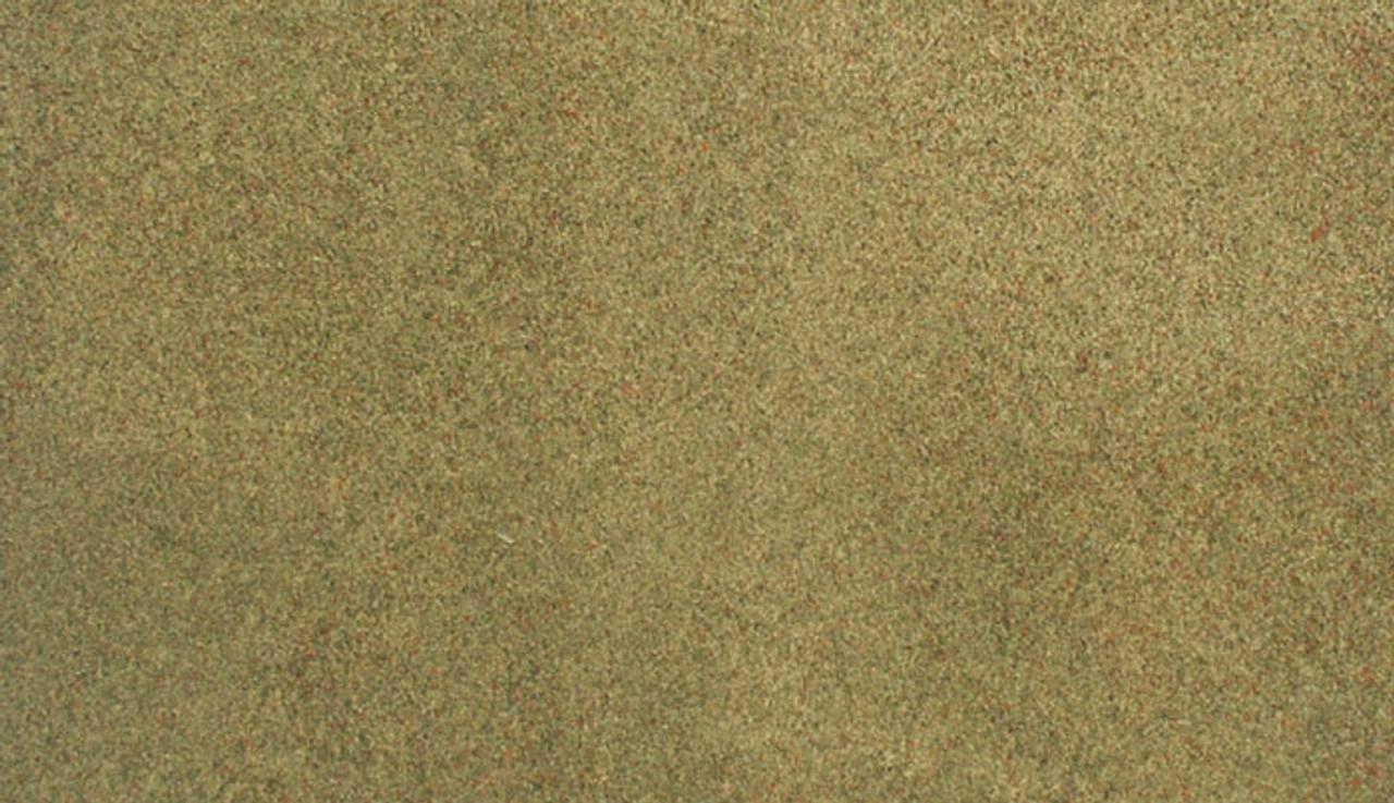 "RG5141 Woodland Scenics Ready Grass 14.125/"" x 12.5/"" Spring Grass Project Sheet"