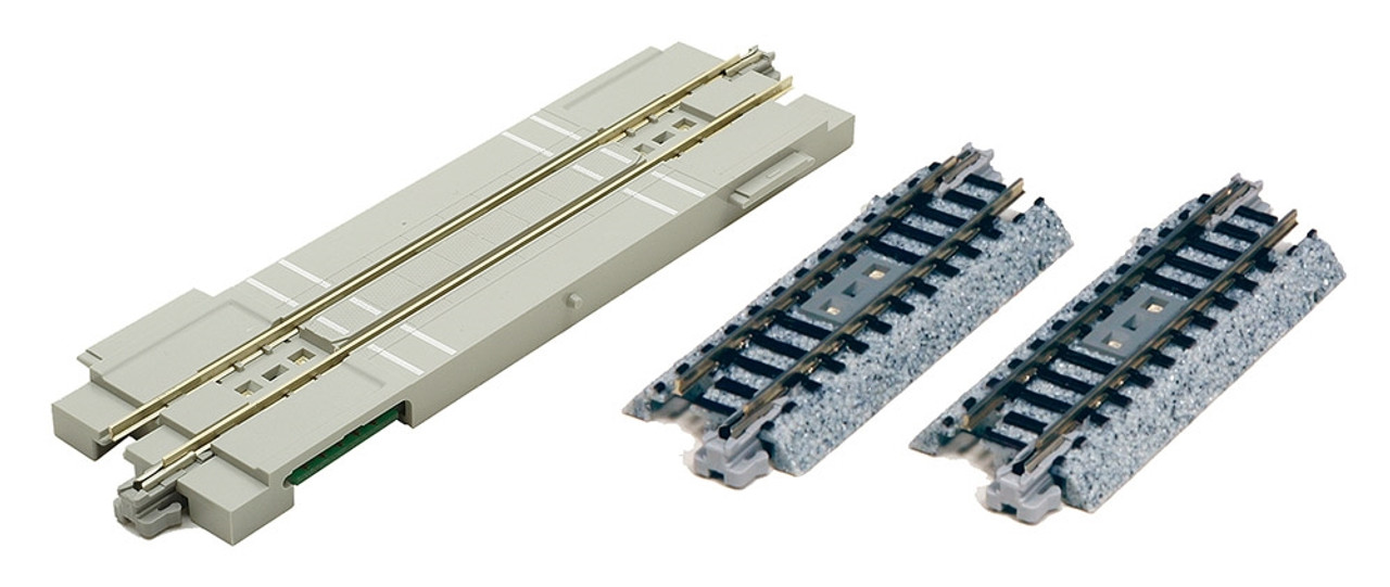 Double Track Attachment Set for Automatic Crossing Gate S Model Train 20-653