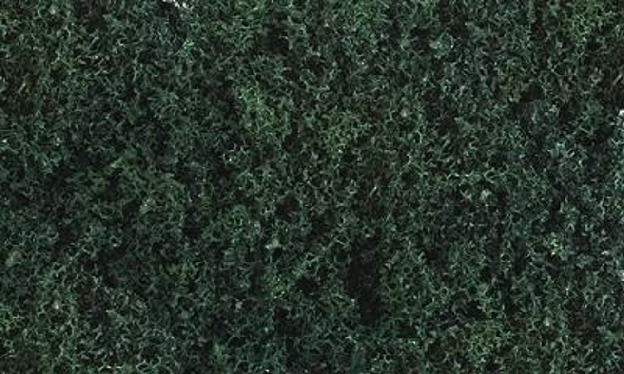 Scenic Express EX863B Flock and Turf Ground Cover, Dark Forest SuperTurf 32  oz