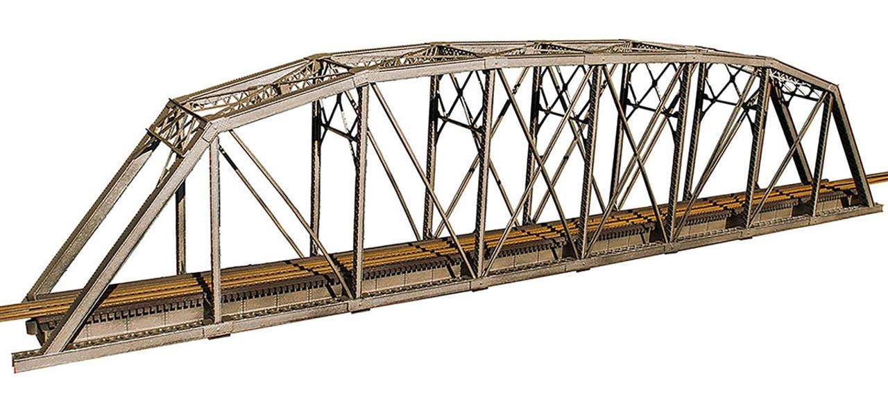 central valley model works ho 1901 200 single track parker truss