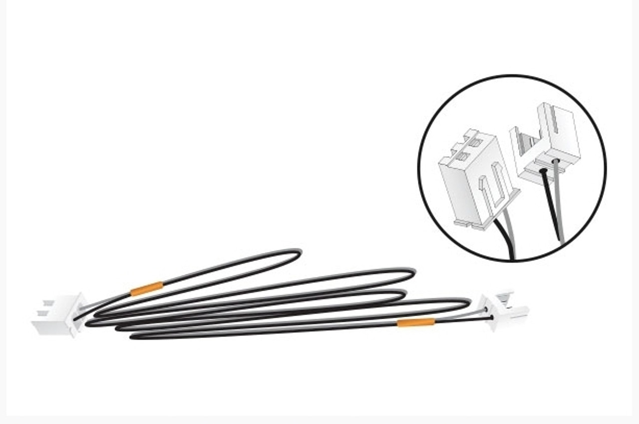 Woodland Scenics JP5761 Just Plug 2 Lighting System by Woodland Scenics TM 48 Extension Cables