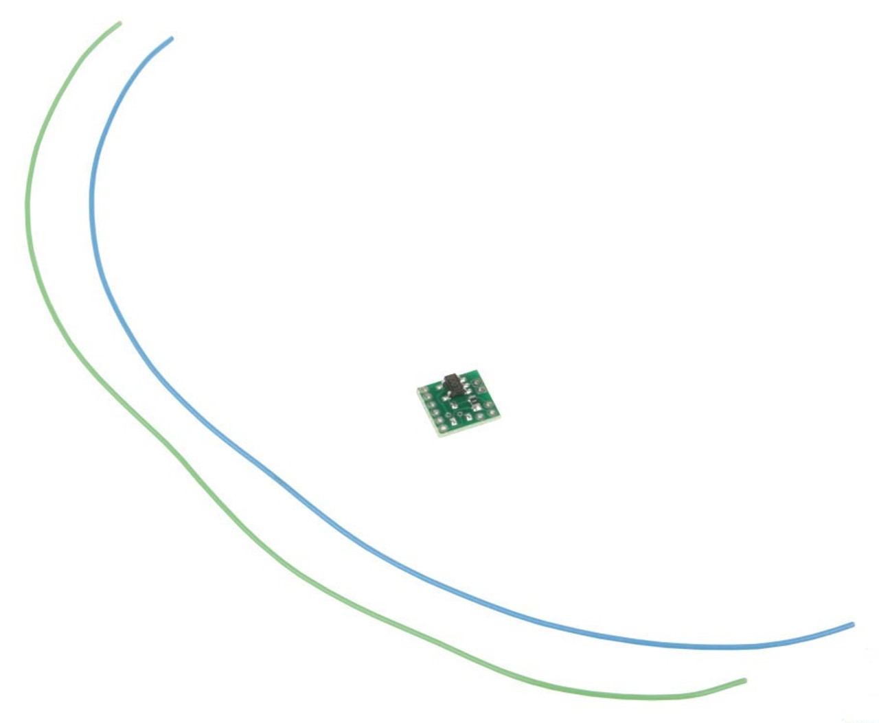 Ngineering NLD8031A Ultra-Miniature Mars Light Simulator with Optional  Headlight Circuit Board for Sound DCC and RC Use