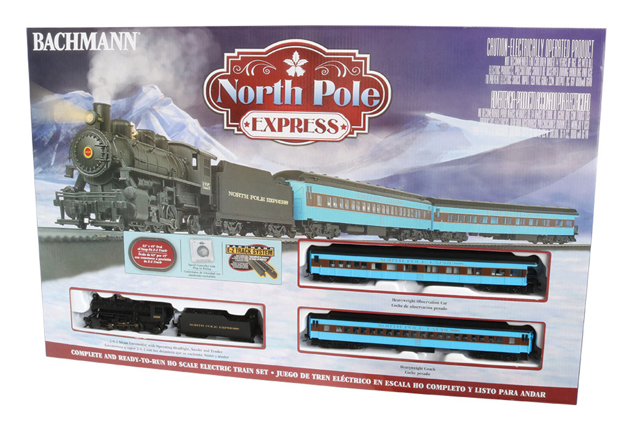 Bachmann HO 00751 North Pole Express Set, Christmas