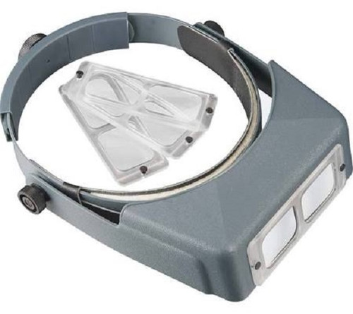 Donegan Optical Company Inc. AL-S1 Optivisor 4-Lens Optical Magnifier Set