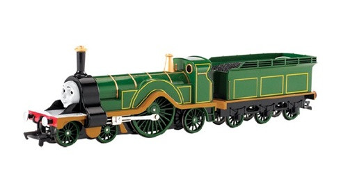 Bachmann HO 58748 Emily Engine with Moving Eyes (Thomas & Friends Series)