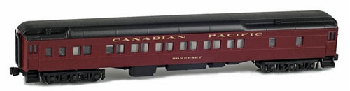 "American Z Line Z 71041-5 Pullman 12-1 Sleeper Car, Canadian Pacific ""Somerset"" (d)"