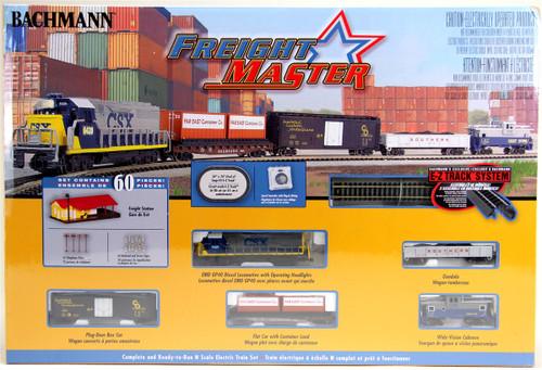 Bachmann N 24022 Freightmaster Train Set, CSX