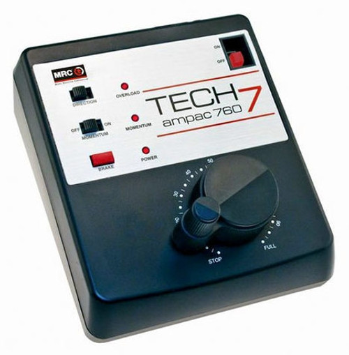MRC 1276 Tech 7 AMPAC 760 Train Control with Momentum Power Pack