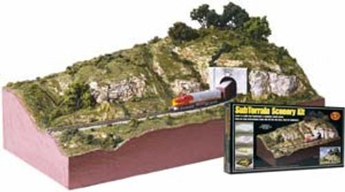 Woodland Scenics N S929 Subterrain Scenery Kit