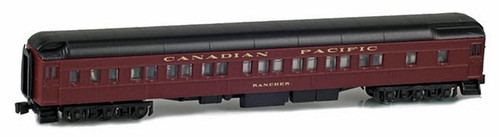"American Z Line Z 71241-3 Pullman 8-1-2 Sleeper Car, Canadian Pacific ""Rancher"""