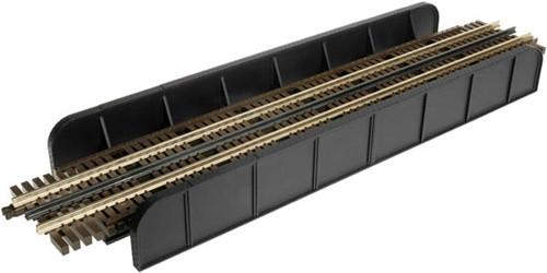 Atlas O 6918 3 Rail Single Track Plate Girder Bridge