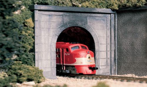 Woodland Scenics O C1266 Concrete Single Track Tunnel Portal
