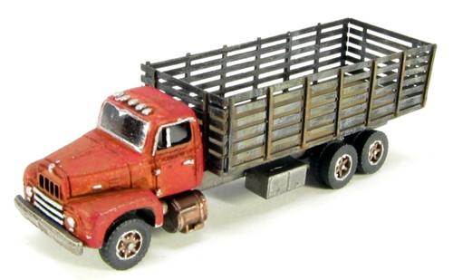 Showcase Miniatures N 102 R-190 Stake Truck Kit