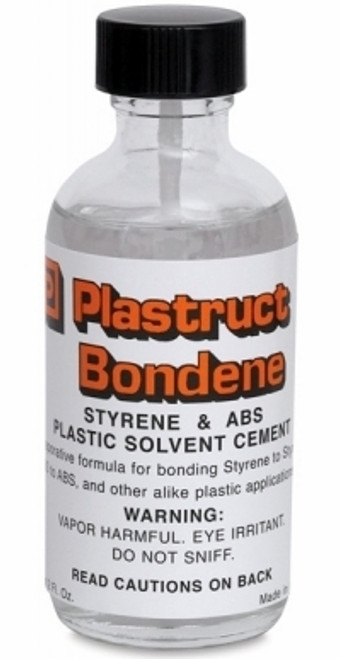 Plastruct 00003 Bondene Cement 2 fl  oz