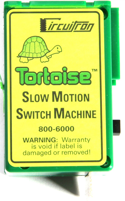 Circuitron 800-6000 The Tortoise Switch Machine (Single)