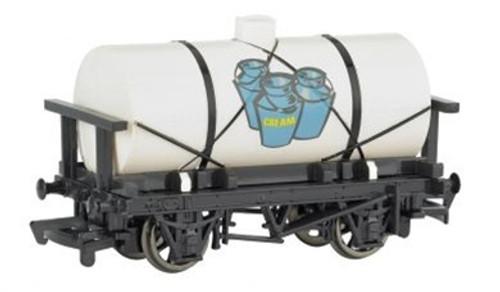 Bachmann HO 77032 Cream Tanker (Thomas & Friends Series)