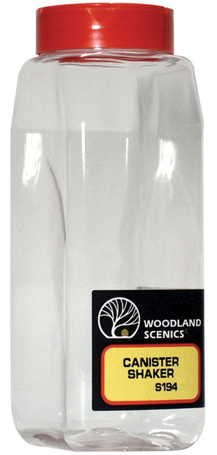 Woodland Scenics S194 32 Ounce Canister Shaker
