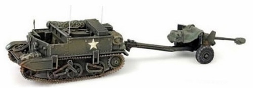 Artitec HO 387.126 UK Universal Carrier with Antitank Gun