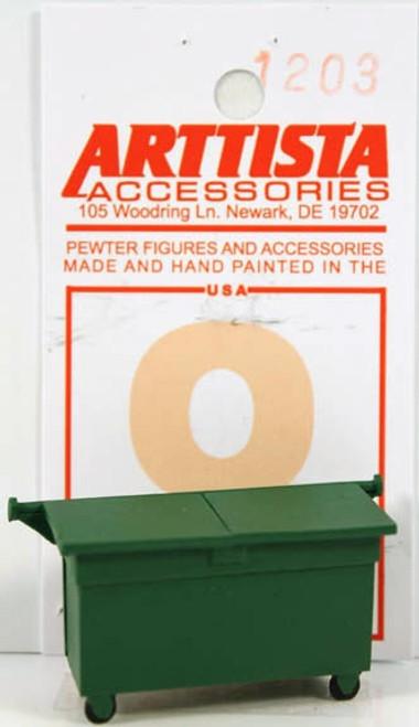 Arttista Accessories O 1203 Dumpster