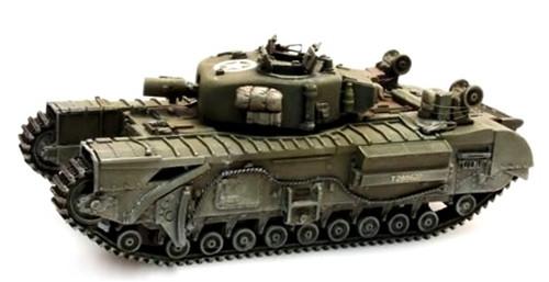Artitec HO 387.119 UK Churchill Tank AVRE