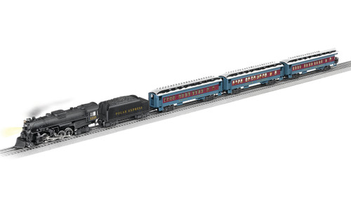 Lionel O 6-84328 Polar Express LionChief Passenger Set with Bluetooth