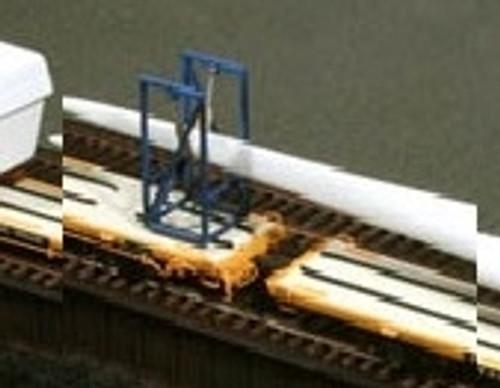 American Model Builders HO 219 Wind Turbine Blocking Kit
