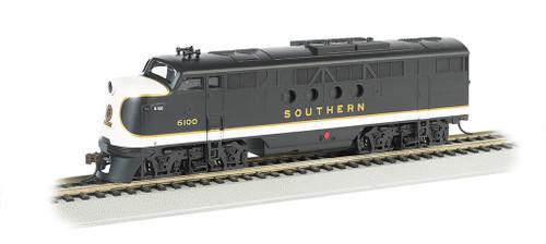 Bachmann HO 68904 EMD FT A-Unit, Southern Railroad #6100 (E-Z App Train Control) (d)