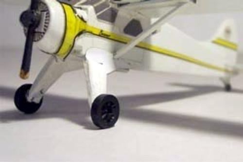 Osborn Model Kits N 3079 DHC-2 Beaver Landing Gear Kit