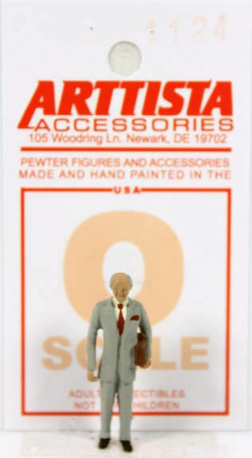 Arttista Accessories O 1124 Businessman
