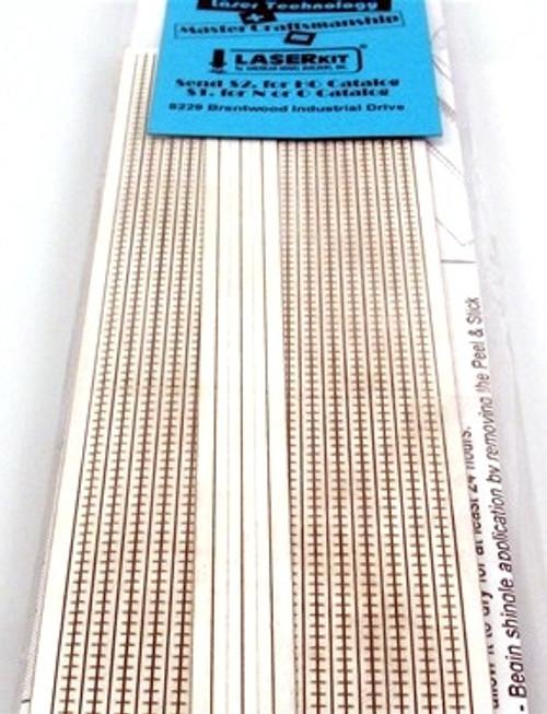 American Model Builders N 510 Tabbed Shingles