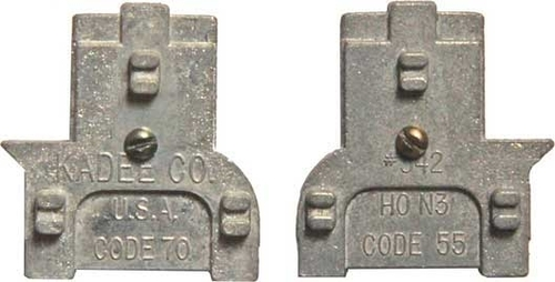 Kadee HOn3 342 Track Gauge (Codes 55, 66, and 70)