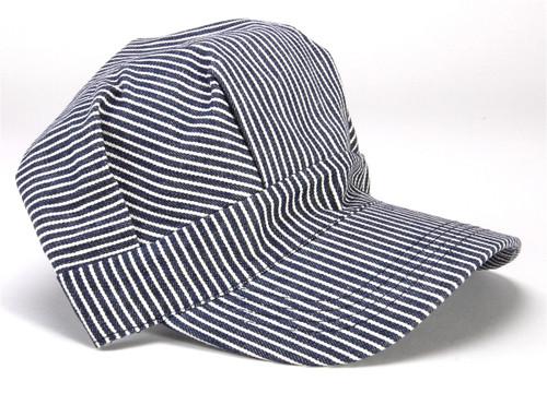 Brooklyn Peddler 00057 Engineer Train Hat, Child (Adjustable Blue)