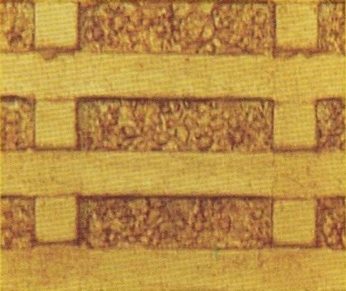 Chooch HO/O 8504 Flexible Timber Cribbing Sheet, Large