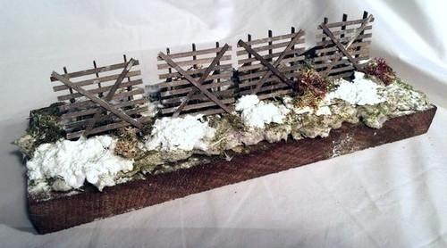 Hunterline HO HLHSNOFEN Snow Fence Kit (d)