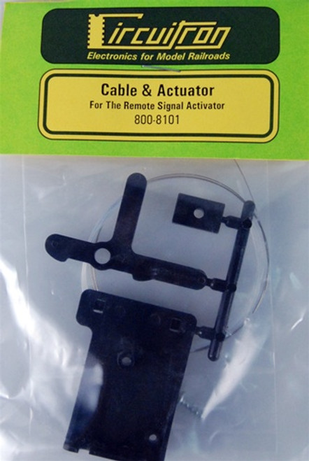 Circuitron 800-8101 Cable and Actuator