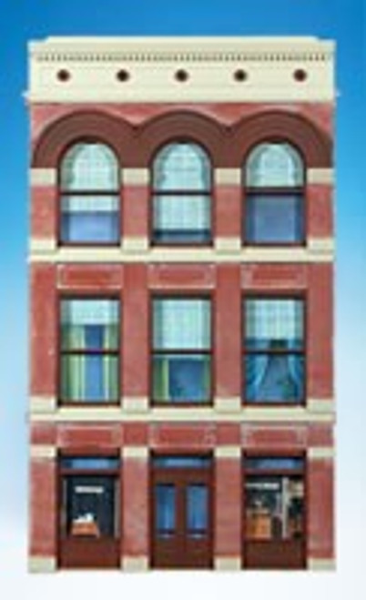 Ameri-Towne O 73 Burke Building Building Front