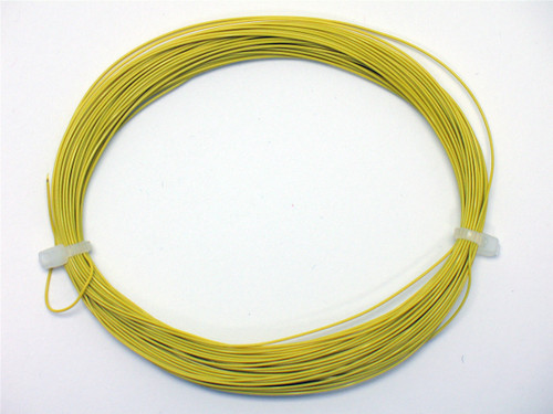ESU 51947 AWG 36 Hi-Flex Wire, Yellow (30')