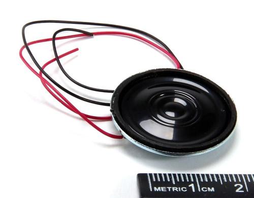 Digitrax SP28288 Speaker 28mm Round 8 Ohms