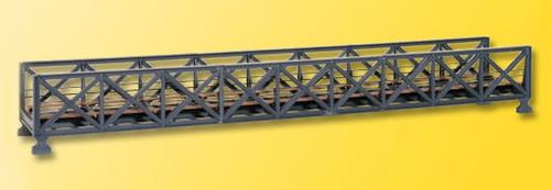 Kibri HO 39702 Framework Steel Bridge without Bridgeheads Kit (Single Track)