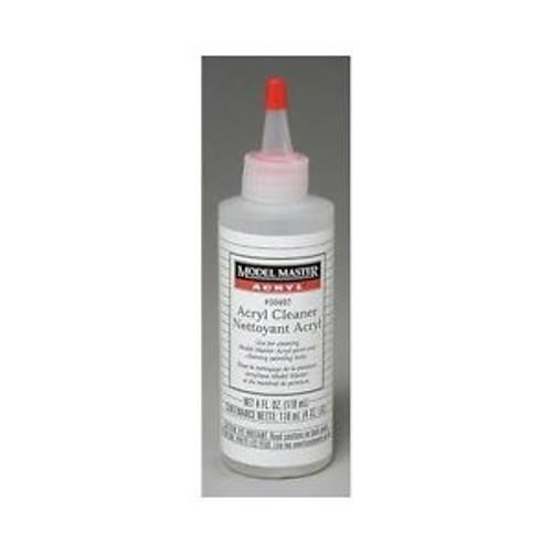 Testors 50497 Acrylic Airbrush Cleaner, 4 oz.
