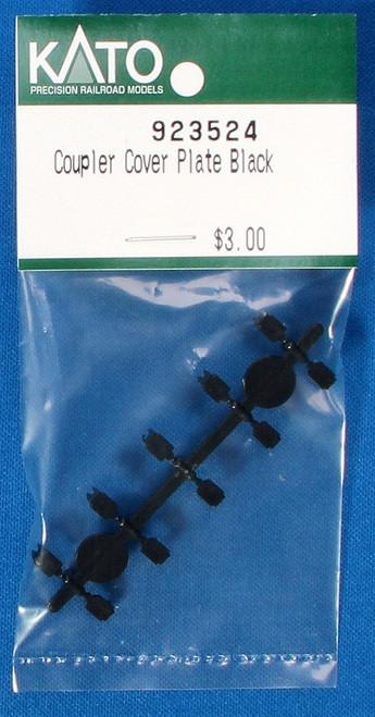 Kato N 923524 Coupler Cover Plate, Black
