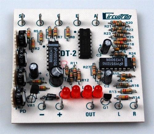 Circuitron 800-5202 DT-2 Grade Crossing Detector
