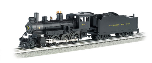 Williams By Bachmann O 40607 Baldwin 4-6-0, Baltimore and Ohio #1357