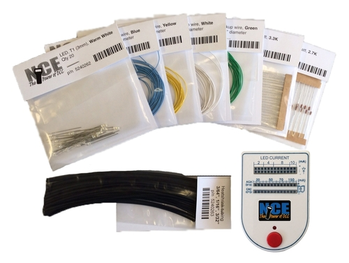 NCE 524243 LED Wiring Kit