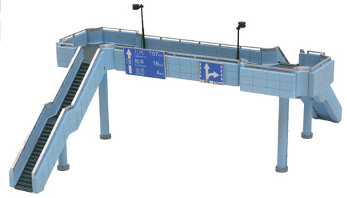Tomix (TomyTec) N 260660 Large Highway Overpass Kit