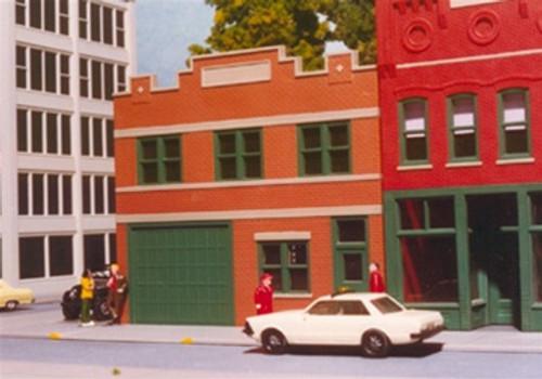 Smalltown USA HO 699-6007 Cab Company