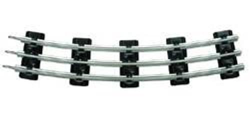 Lionel O 6-65554 Tubular O54 Curved Track